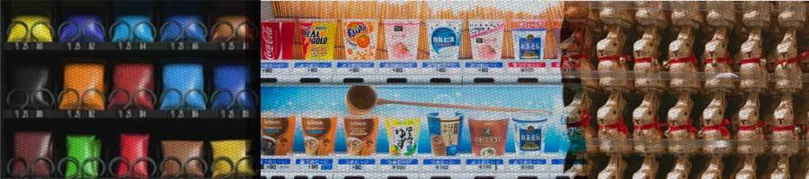 Mostrar productos con mas exito para vender en maquinas vending
